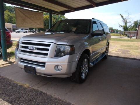 2010 Ford Expedition EL for sale at Doug Kramer Auto Sales in Longview TX