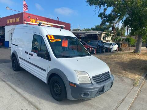 2012 Ford Transit Connect for sale at 3K Auto in Escondido CA