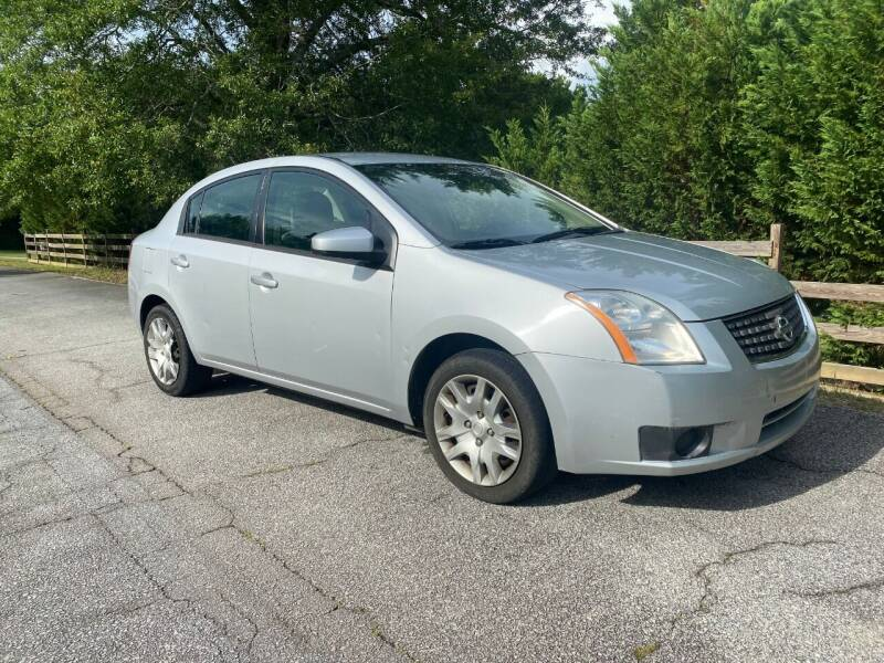 2007 Nissan Sentra for sale at Front Porch Motors Inc. in Conyers GA