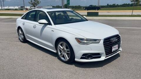 2016 Audi A6 for sale at Napleton Autowerks in Springfield MO