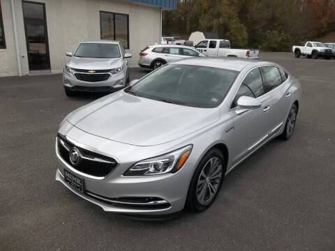 2018 Buick LaCrosse for sale at MINK MOTOR SALES INC in Galax VA