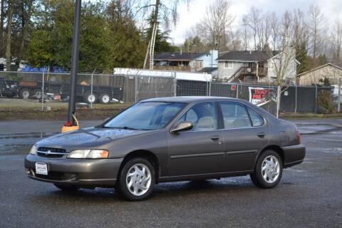 1998 Nissan Altima for sale at Skyline Motors Auto Sales in Tacoma WA