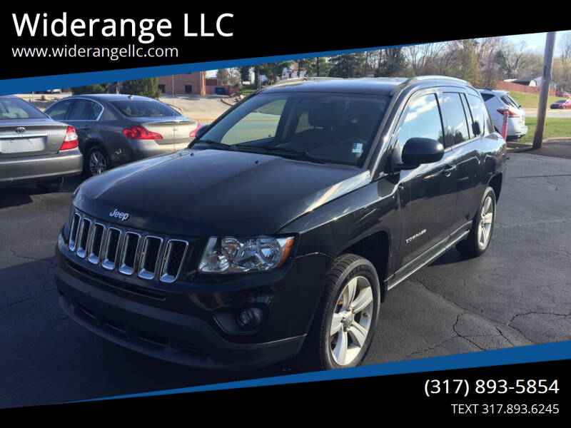 2011 Jeep Compass for sale at Widerange LLC in Greenwood IN
