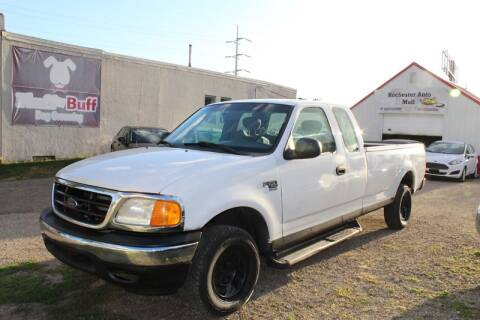 2004 Ford F-150 Heritage for sale at Rochester Auto Mall in Rochester MN