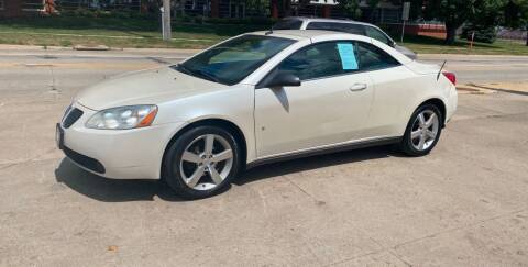 2009 Pontiac G6 for sale at Mulder Auto Tire and Lube in Orange City IA