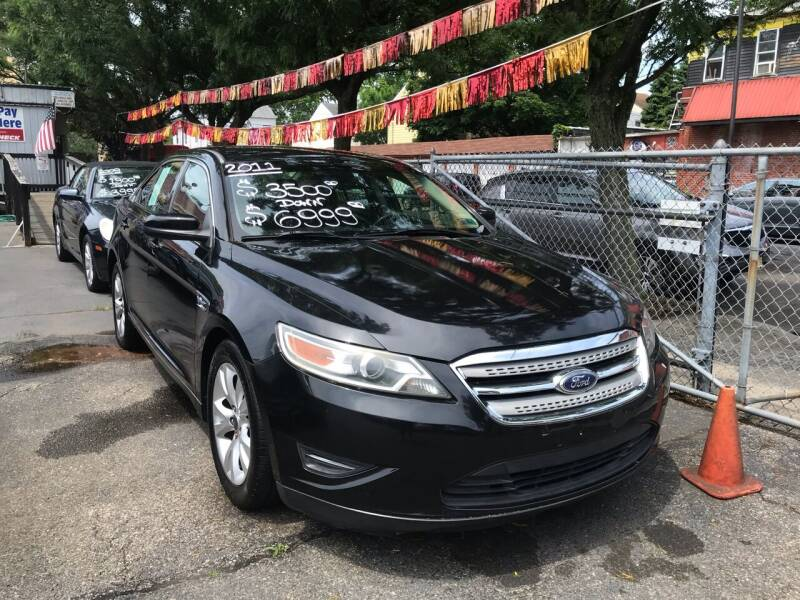 2011 Ford Taurus for sale at Chambers Auto Sales LLC in Trenton NJ