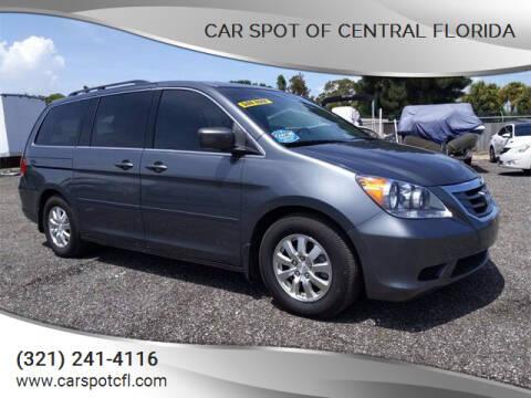 2010 Honda Odyssey for sale at Car Spot Of Central Florida in Melbourne FL