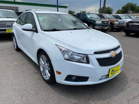 2014 Chevrolet Cruze for sale at New Wave Auto Brokers & Sales in Denver CO