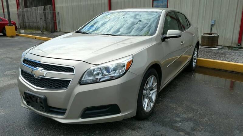 2013 Chevrolet Malibu for sale at CARZ4YOU.com in Robertsdale AL