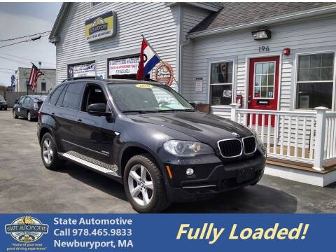 2010 BMW X5 for sale at State Automotive Sales in Newburyport MA