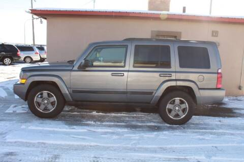 2008 Jeep Commander for sale at Epic Auto in Idaho Falls ID