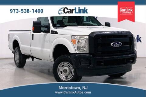 2011 Ford F-250 Super Duty for sale at CarLink in Morristown NJ