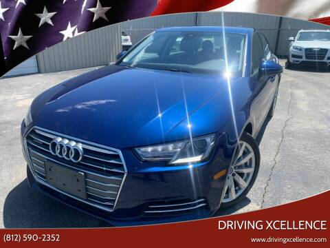2017 Audi A4 for sale at Driving Xcellence in Jeffersonville IN