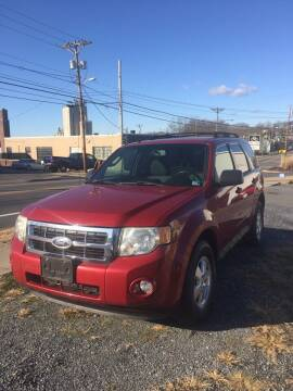 2010 Ford Escape for sale at Village Auto Center INC in Harrisonburg VA