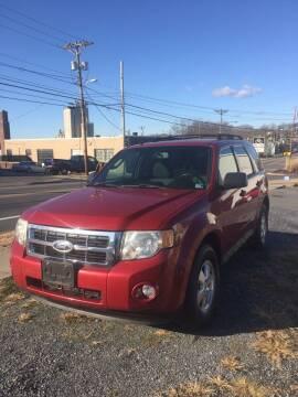 2010 Ford Escape for sale at Village Auto Center INC in Harrisonburg VA