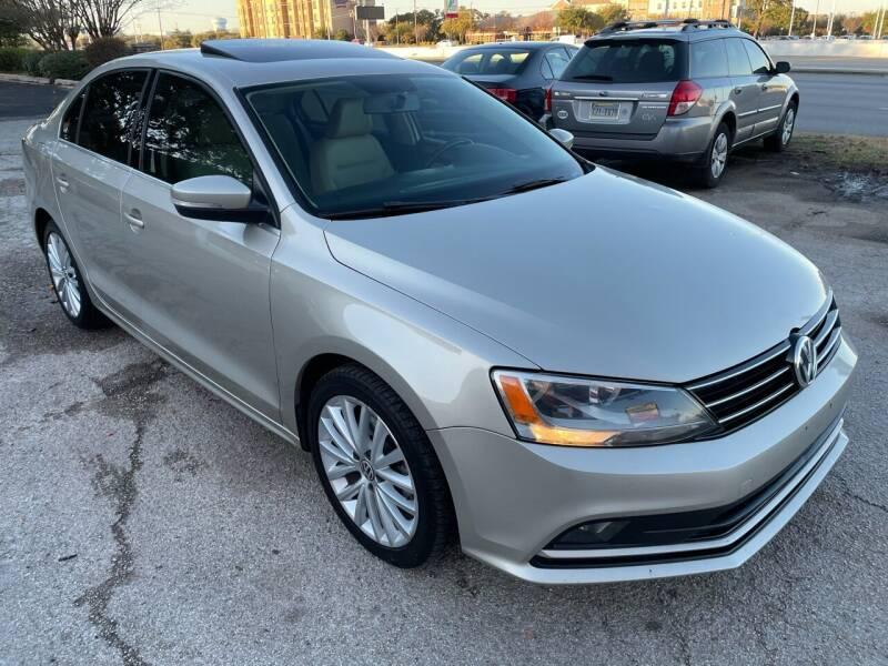2015 Volkswagen Jetta for sale at Austin Direct Auto Sales in Austin TX
