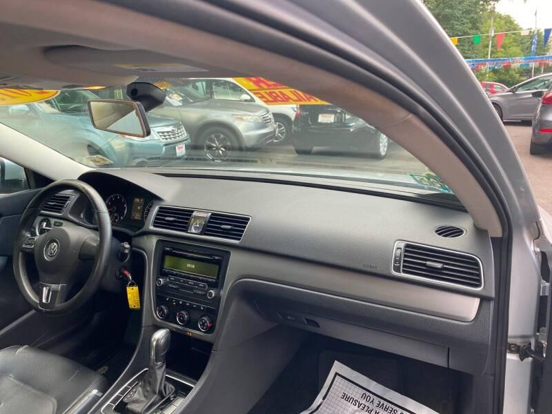 2015 Volkswagen Passat 1.8T Wolfsburg Edition PZEV 4dr Sedan - Elizabeth NJ