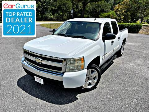 2008 Chevrolet Silverado 1500 for sale at Brothers Auto Sales of Conway in Conway SC