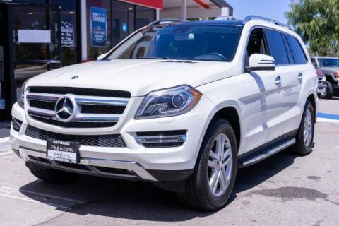 2013 Mercedes-Benz GL-Class for sale at Phantom Motors in Livermore CA