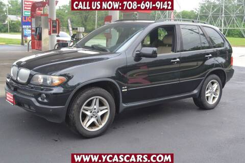 2005 BMW X5 for sale at Your Choice Autos - Crestwood in Crestwood IL