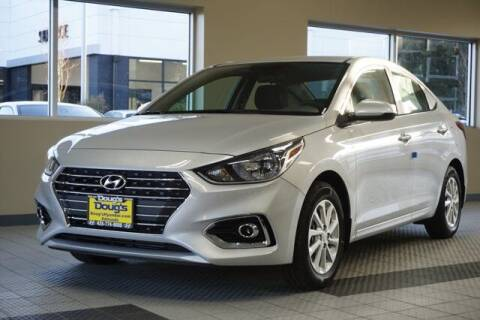 2021 Hyundai Accent for sale at Jeremy Sells Hyundai in Edmunds WA