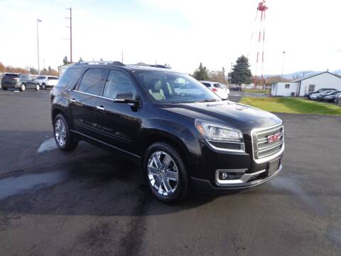 2017 GMC Acadia Limited for sale at New Deal Used Cars in Spokane Valley WA