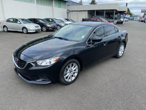 2016 Mazda MAZDA6 for sale at Vista Auto Sales in Lakewood WA