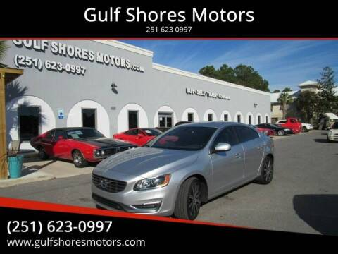 2015 Volvo S60 for sale at Gulf Shores Motors in Gulf Shores AL