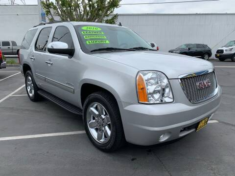 2010 GMC Yukon for sale at Lucas Auto Center in South Gate CA