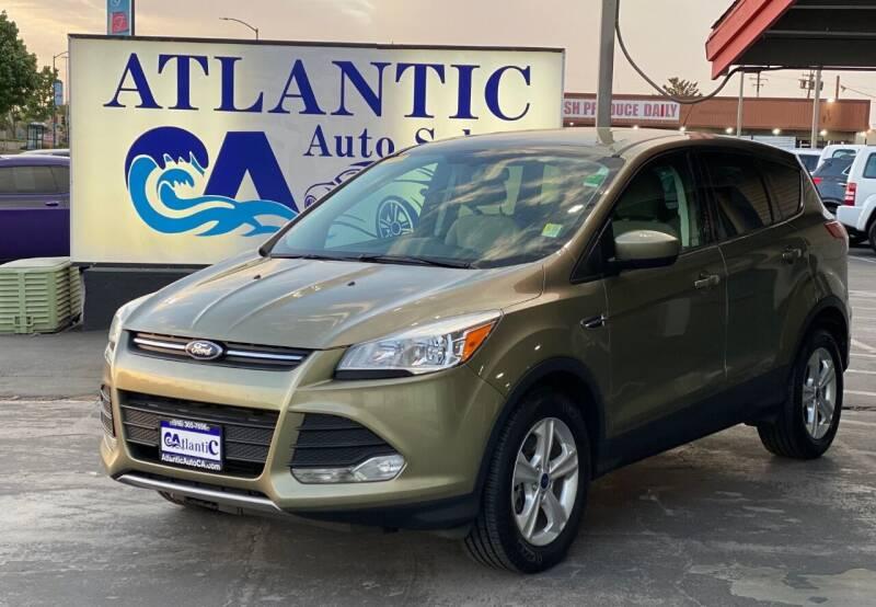 2014 Ford Escape for sale at Atlantic Auto Sale in Sacramento CA