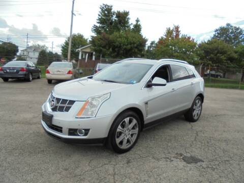 2012 Cadillac SRX for sale at B & G AUTO SALES in Uniontown PA