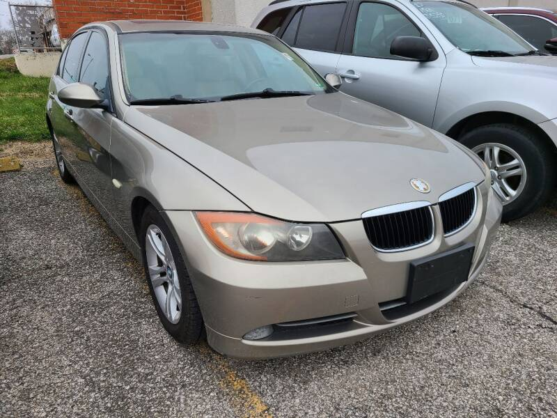 2008 BMW 3 Series for sale at AA Auto Sales LLC in Columbia MO