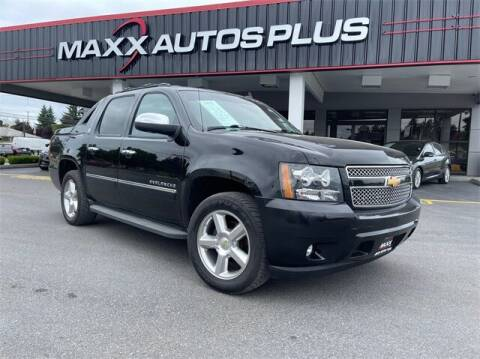 2013 Chevrolet Avalanche for sale at Maxx Autos Plus in Puyallup WA