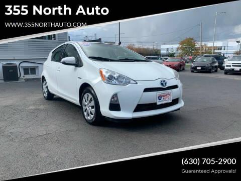 2013 Toyota Prius c for sale at 355 North Auto in Lombard IL