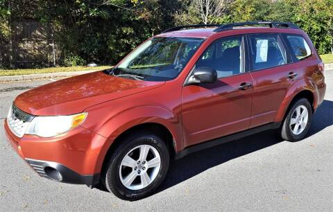 2011 Subaru Forester for sale at memar auto sales, inc. in Marietta GA