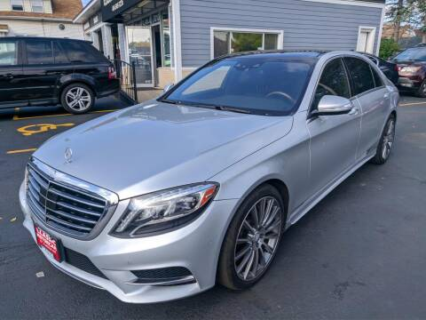 2014 Mercedes-Benz S-Class for sale at CLASSIC MOTOR CARS in West Allis WI