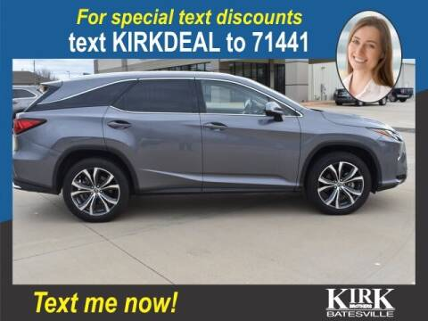 2018 Lexus RX 350L for sale at Kirk Brothers Batesville in Batesville MS