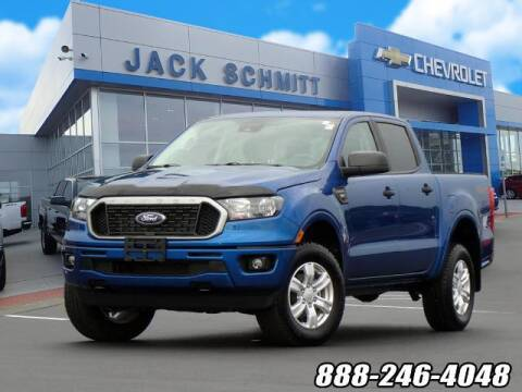 2020 Ford Ranger for sale at Jack Schmitt Chevrolet Wood River in Wood River IL
