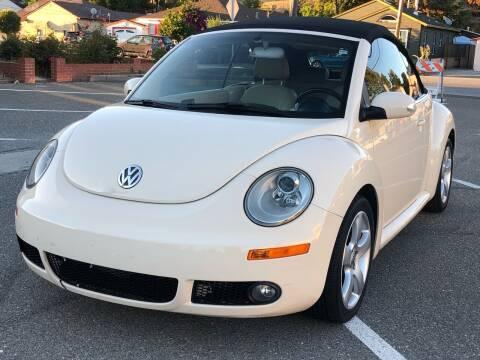 2006 Volkswagen New Beetle Convertible for sale at JENIN MOTORS in Hayward CA
