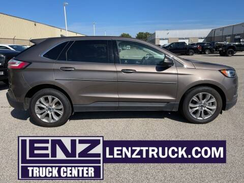 2019 Ford Edge for sale at Lenz Auto - Coming Soon in Fond Du Lac WI