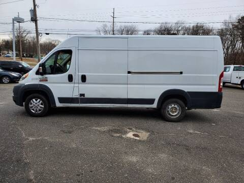 2015 RAM ProMaster Cargo for sale at CANDOR INC in Toms River NJ