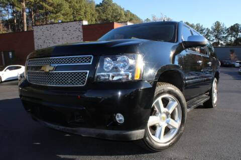 2008 Chevrolet Suburban for sale at Atlanta Unique Auto Sales in Norcross GA