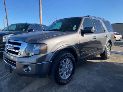 2012 Ford Expedition for sale at Bobby Lafleur Auto Sales in Lake Charles LA