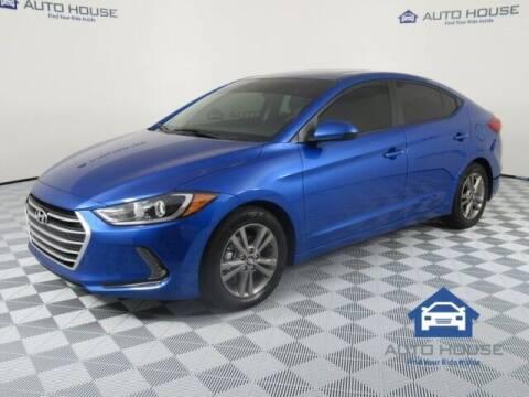 2018 Hyundai Elantra for sale at AUTO HOUSE TEMPE in Tempe AZ
