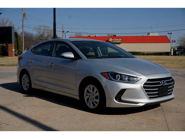 2018 Hyundai Elantra for sale at Sand Springs Auto Source in Sand Springs OK