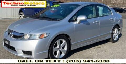 2010 Honda Civic for sale at Techno Motors in Danbury CT