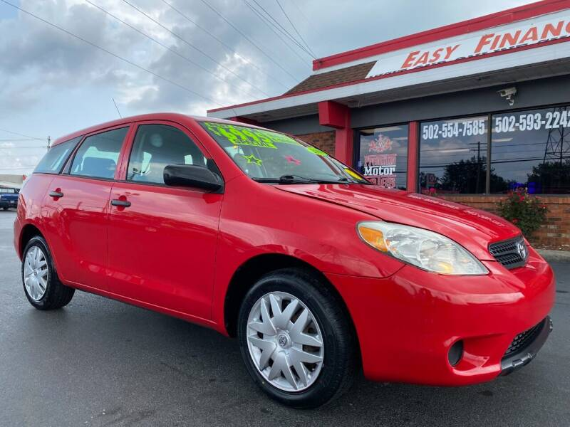 2008 Toyota Matrix for sale in Louisville, KY