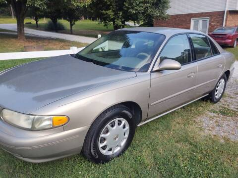 2003 Buick Century for sale at Lanier Motor Company in Lexington NC