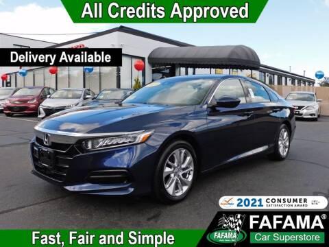 2019 Honda Accord for sale at FAFAMA AUTO SALES Inc in Milford MA