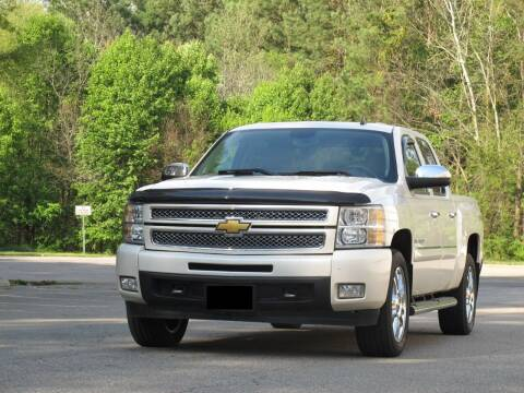 2012 Chevrolet Silverado 1500 for sale at Best Import Auto Sales Inc. in Raleigh NC